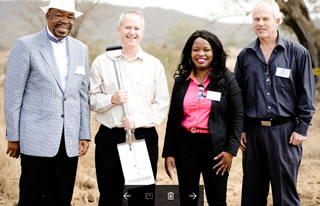 Nokeng ground-breaking ceremony [photo]